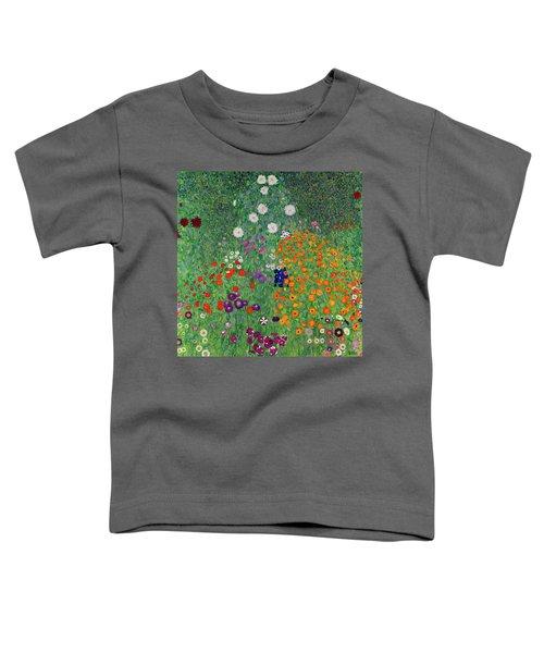 Cottage Garden Toddler T-Shirt
