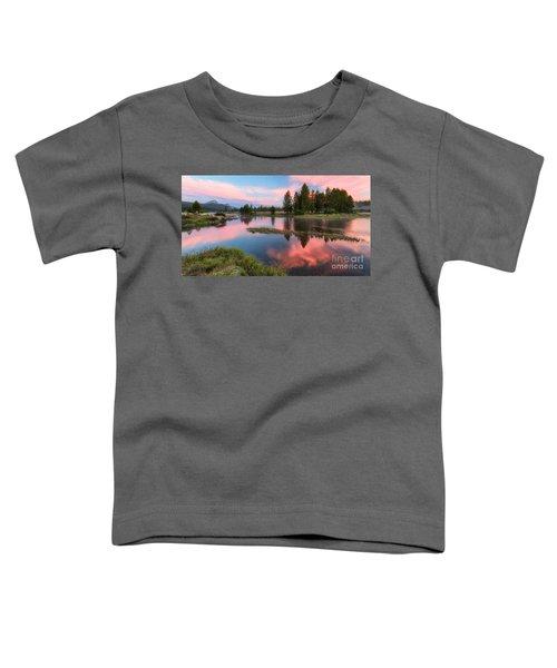 Cotton Candy Skies Toddler T-Shirt