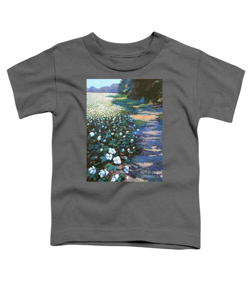 Cotton Field Toddler T-Shirt
