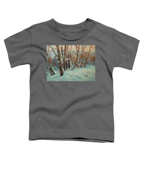 Cottonwood Grove Toddler T-Shirt