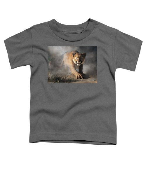Cougar Is Gonna Get You Toddler T-Shirt