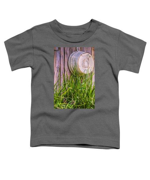 Country Bath Tub Toddler T-Shirt