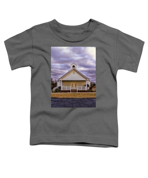 Country Church Toddler T-Shirt
