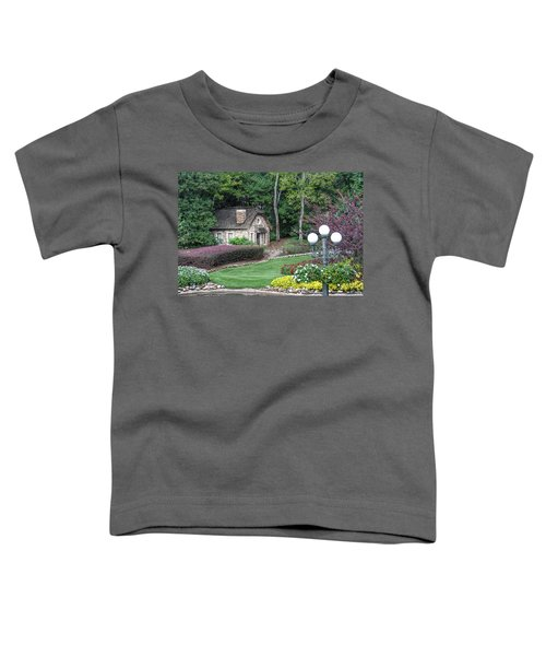 Country Cottage Toddler T-Shirt