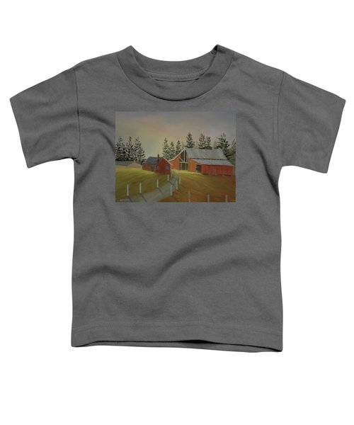 Country Farm Toddler T-Shirt