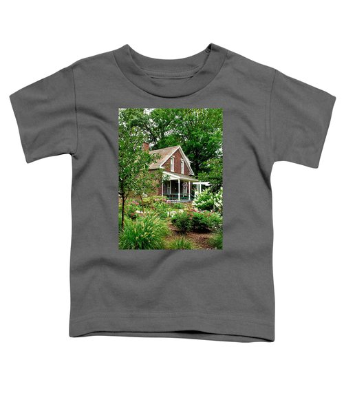 Country Home Toddler T-Shirt