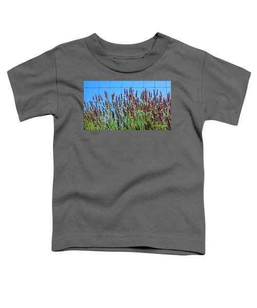 Country Lavender IIi Toddler T-Shirt