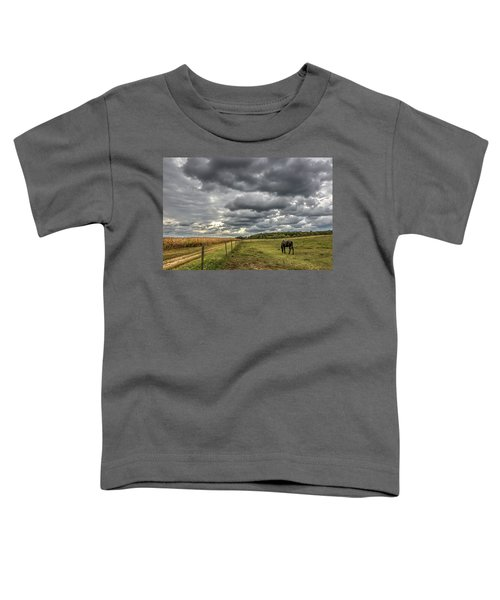 Country Roads Toddler T-Shirt