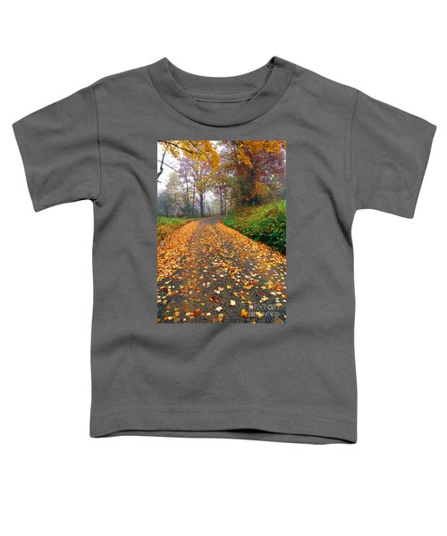 Country Roads Take Me Home Toddler T-Shirt