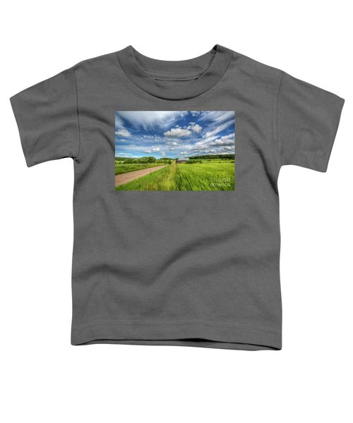 Countryside II Toddler T-Shirt
