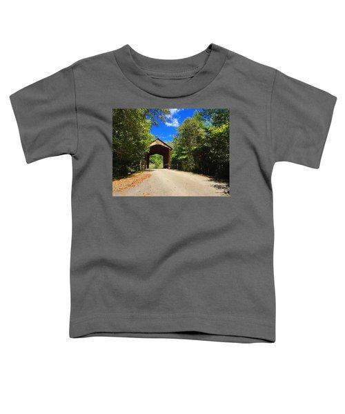 Bay's Bridge Toddler T-Shirt