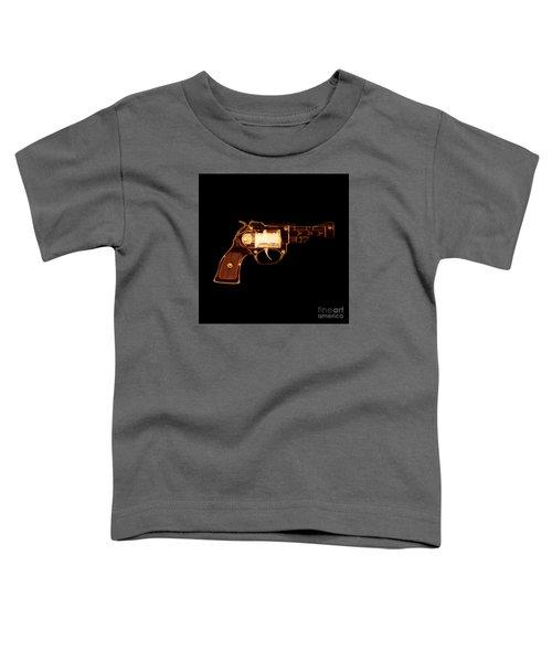 Cowboy Gun 002 Toddler T-Shirt