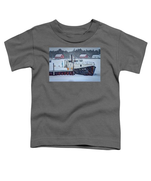 Cr Tug Toddler T-Shirt