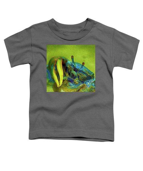 Crab Cakez 2 Toddler T-Shirt