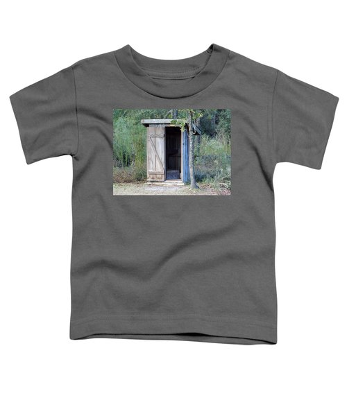 Cracker Out House Toddler T-Shirt
