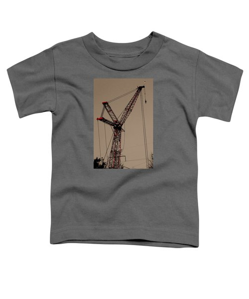 Crane's Up Toddler T-Shirt