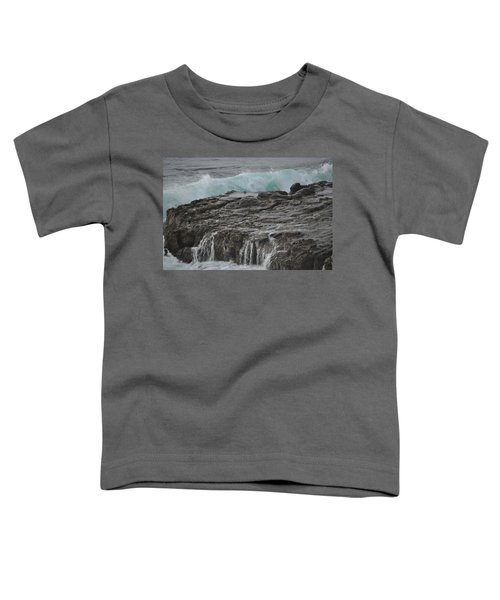 Crashing Wave Toddler T-Shirt