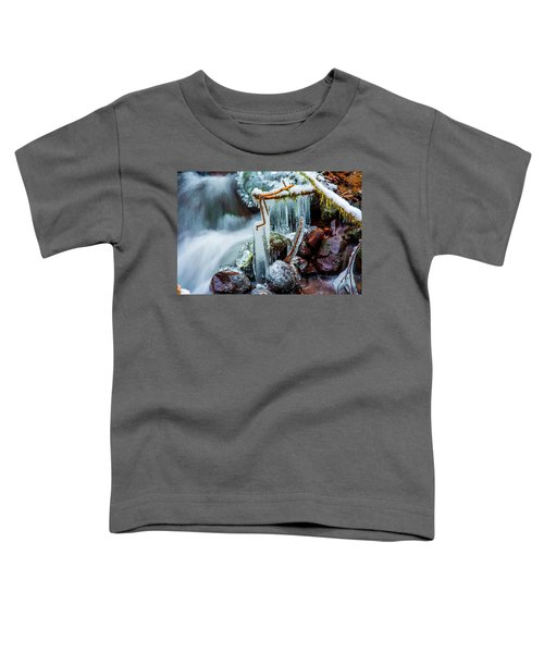 Creekside Icicles Toddler T-Shirt