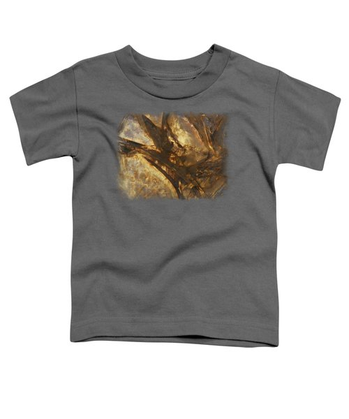 Crevasses Toddler T-Shirt