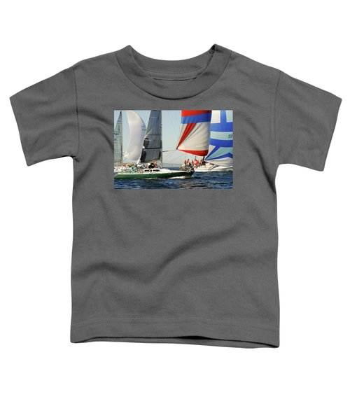 Crew Work Toddler T-Shirt