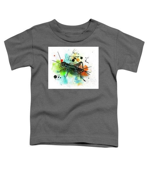 Cricket Toddler T-Shirt