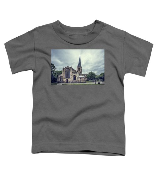 Crooked Spire Toddler T-Shirt