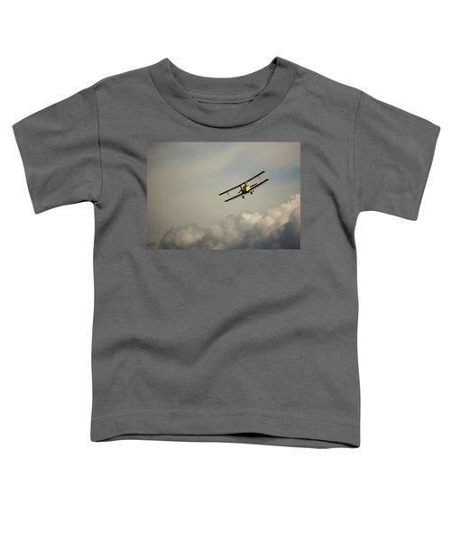 Crop Duster Toddler T-Shirt