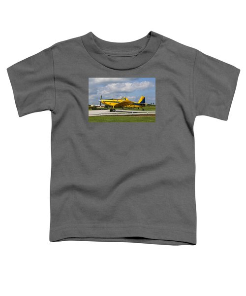Crop Duster Toddler T-Shirt