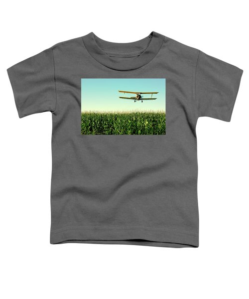 Crops Dusted Toddler T-Shirt