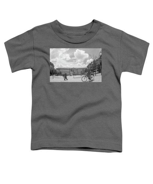 Cross Look Toddler T-Shirt