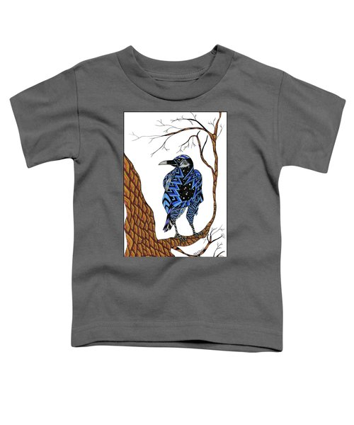 Crow Toddler T-Shirt