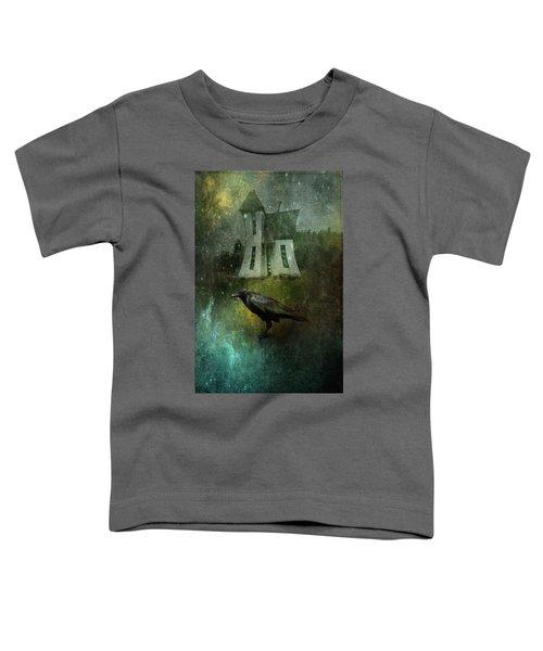 Crow House Toddler T-Shirt