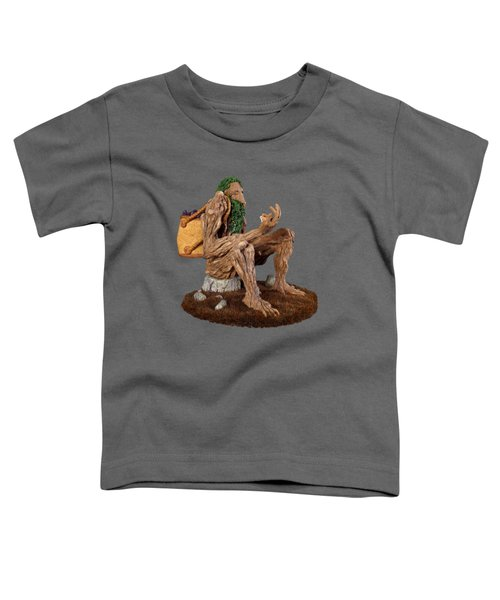 Crystal Ent Toddler T-Shirt by Przemyslaw Stanuch