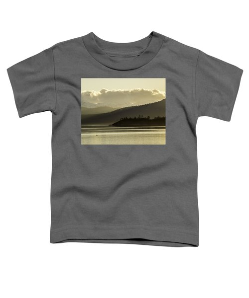 Crystal Kayak Toddler T-Shirt