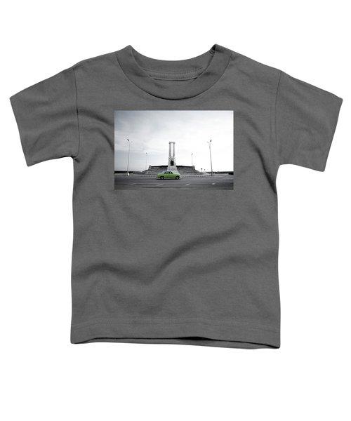 Cuba #1 Toddler T-Shirt