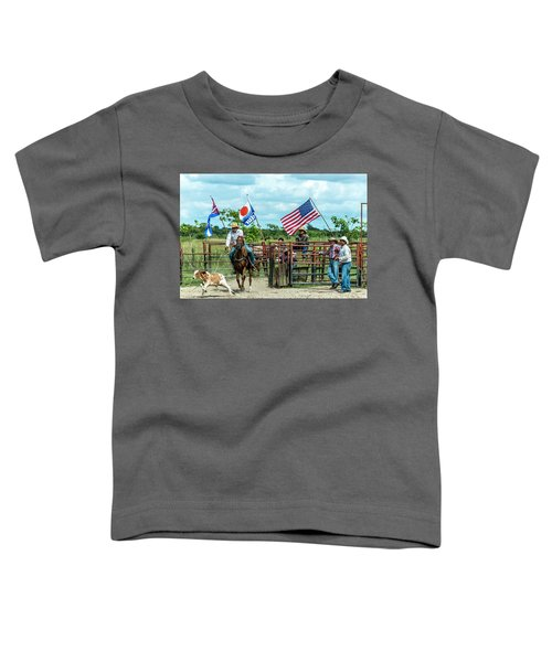 Cuban Cowboys Toddler T-Shirt