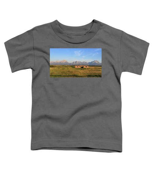 Cunningham Cabin Toddler T-Shirt