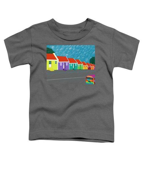 Curacao Dreams IIi Toddler T-Shirt