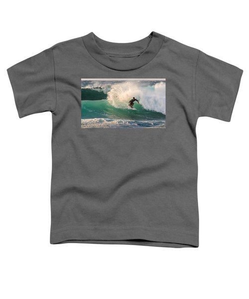Curl Toddler T-Shirt