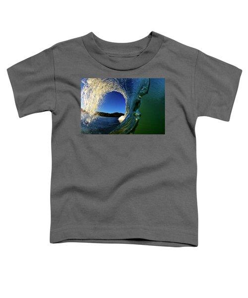 Curl Toddler T-Shirt