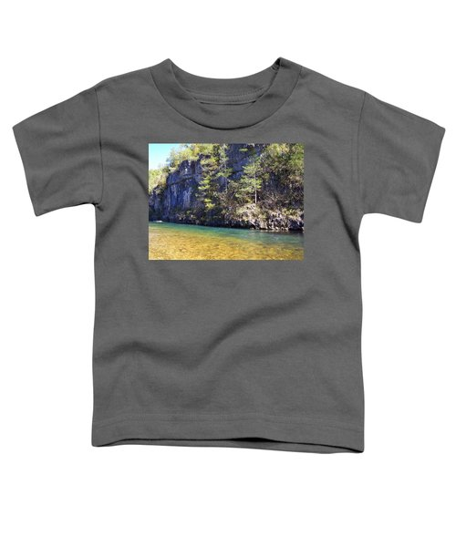 Current River 7 Toddler T-Shirt