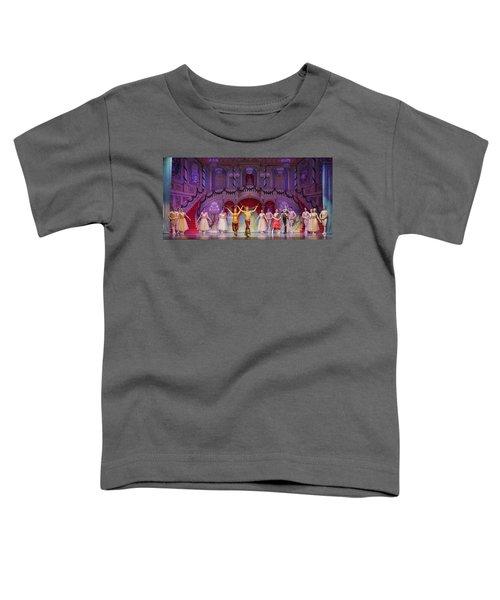 Curtain Call Toddler T-Shirt