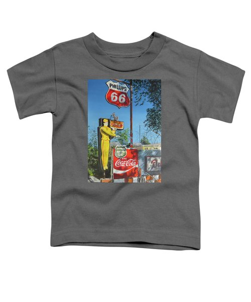 Curtain Call Toddler T-Shirt