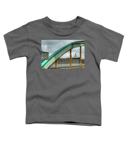Curving Bridge Toddler T-Shirt