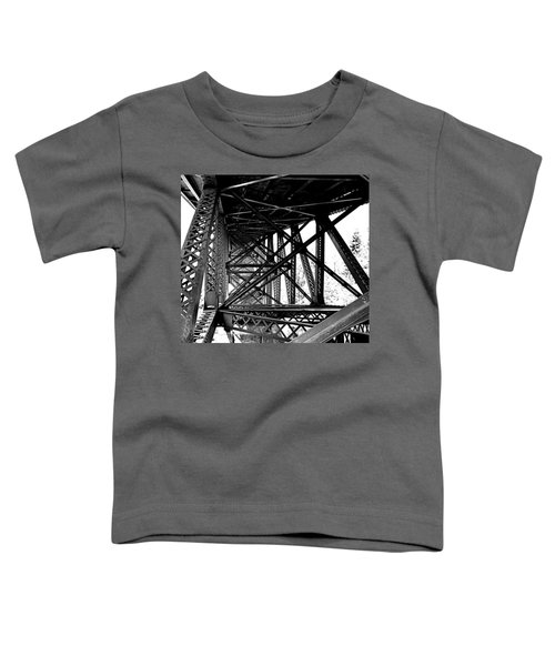 Cut River Bridge Toddler T-Shirt