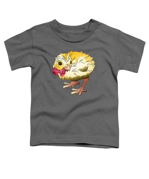 Cute Chick Toddler T-Shirt