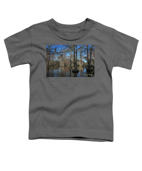 Cyprus Lake 2 Toddler T-Shirt
