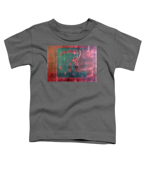 D U Rounds Project, Print 34 Toddler T-Shirt