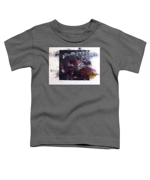 D U Rounds Project, Print 7 Toddler T-Shirt