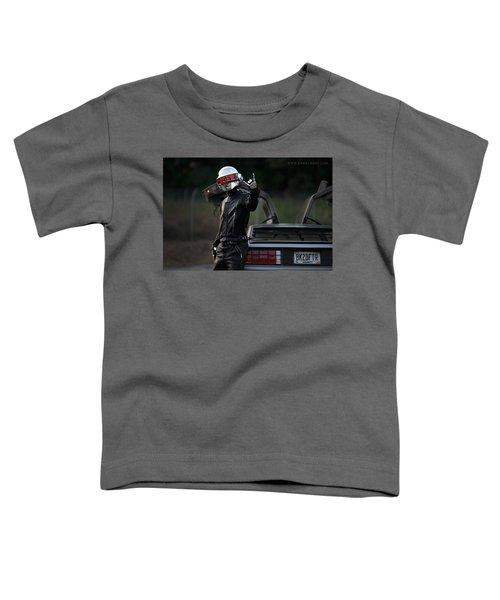 Daft Punk Toddler T-Shirt